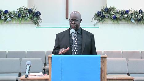 NFMBC 7.19.2020 Sermon