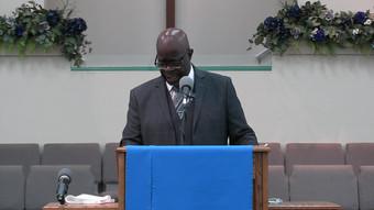 NFMBC 6.28.2020 Sermon