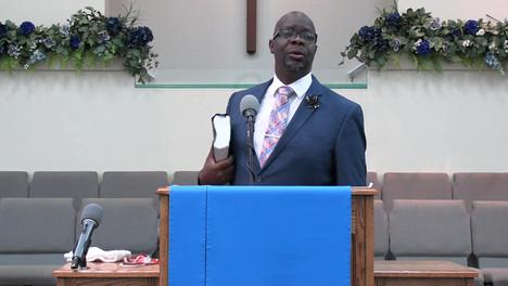 NFMBC 8.16.2020 Sermon