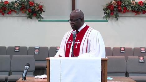 NFMBC 11.01.2020 Sermon