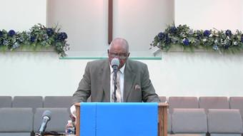 NFMBC 8.22.2020 Sermon