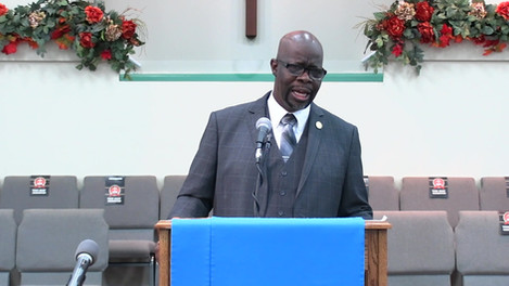NFMBC 10.11.2020 Sermon