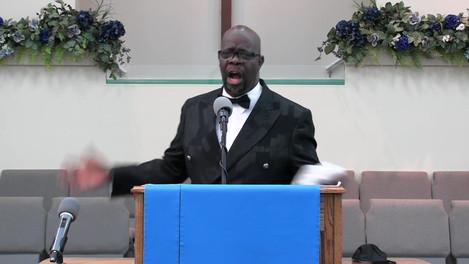 NFMBC 8.09.2020 Sermon
