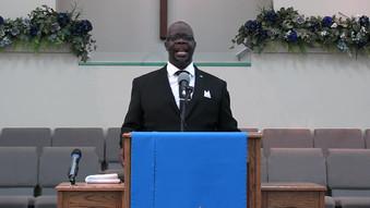 NFMBC 6.21.2020. Sermon