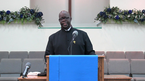 NFMBC 8.30.2020 Sermon