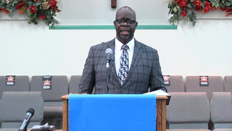 NFMBC 9.27.2020 Sermon