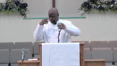 NFMBC 7.05.2020 Sermon