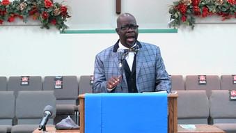 NFMBC 10.18.2020 Sermon