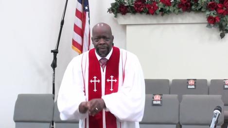 NFMBC 12.06.2020 Sermon