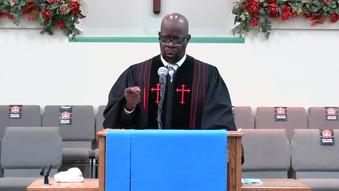 NFMBC 11.08.2020 Sermon