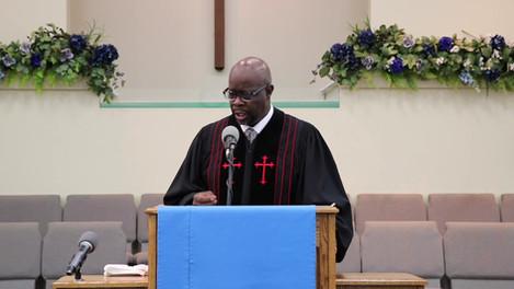 NFMBC 5.9.2020 Sermon