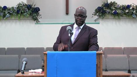NFMBC 7.26.2020 Sermon