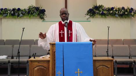 NFMBC Passover Sermon