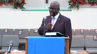 NFMBC 10.25.2020 Sermon