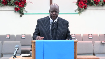 NFMBC 12.27.2020 Sermon