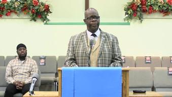 NFMBC 11.22.2020 Sermon