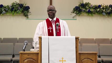 NFMBC 5.3.2020 Sermon
