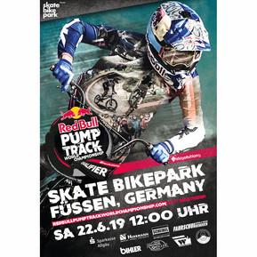 Alpina Füssen ist Local Sponsor der Red Bull PumpTrack Qualifiers