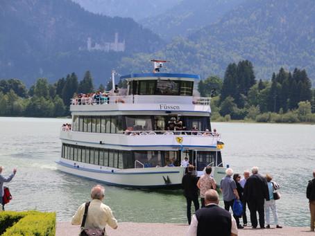 Romantische Forggenseeschifffahrt beginnt im Juni und dauert bis Oktober