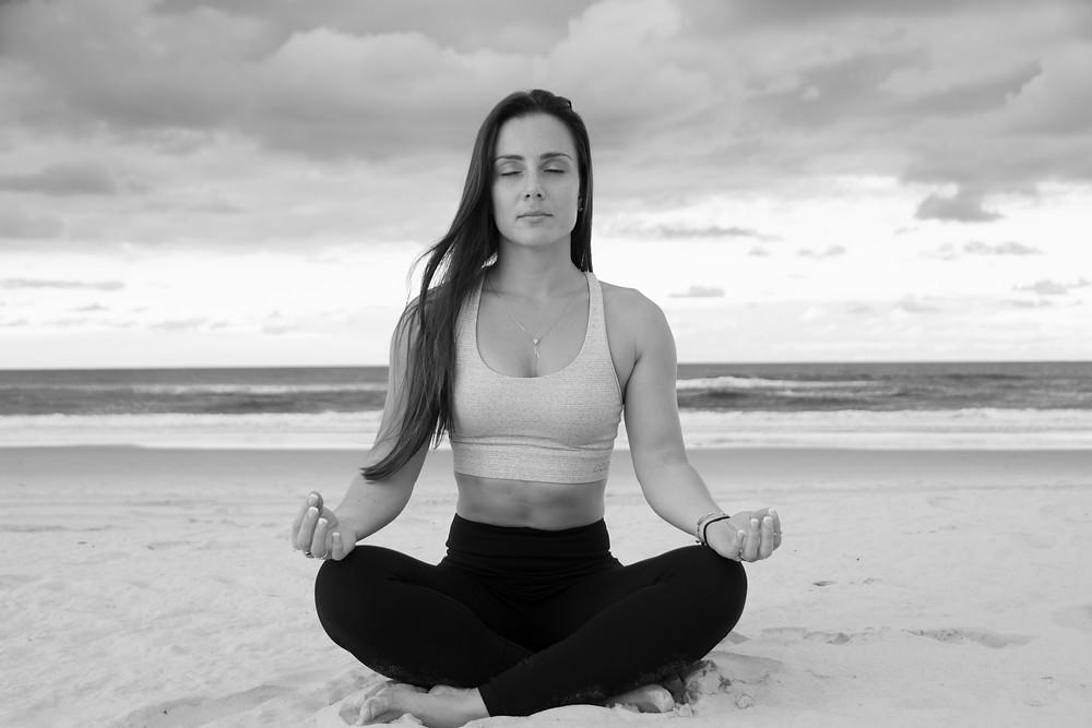 Women in Meditation