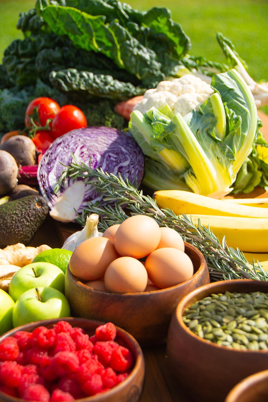 Why choosing organic food is important