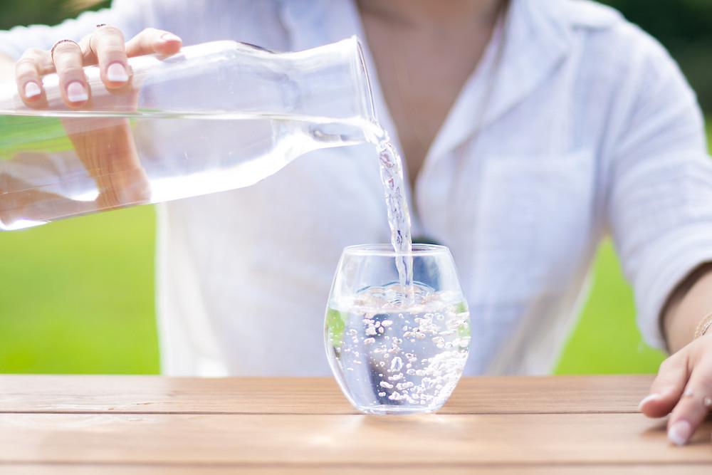 No water, No life.