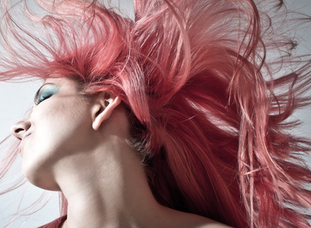 Choosing the correct Hair Colour!