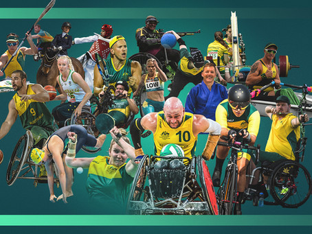 Suave Cleaning is excited about the Paralympic Games  Tokyo 2020!