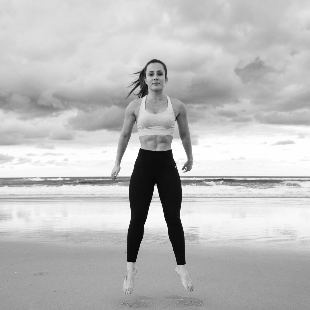 fitness & wellness Portrait