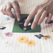 La fabricación de papel del arte del art
