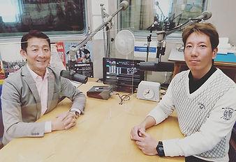 FM秋田のランチタイムステップス「教えて先生」コーナーに出演。保泉久人(チャーリ