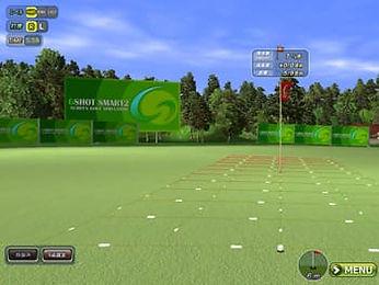 ゴルフランド G-SHOT SMART2 パッティング練習モード