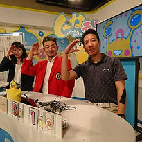 CNA秋田ケーブルテレビ「し~なチャン」石田隆一さん、高橋実里さん.jpg