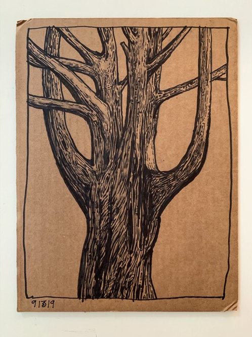Trident Tree