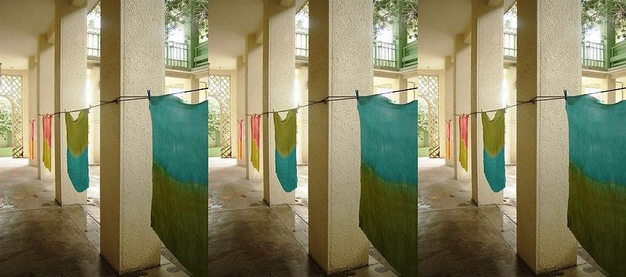 Qatar, hanging silks.jpg