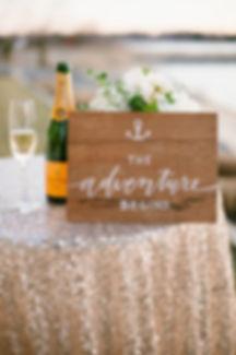 Cabo Wedding Sign