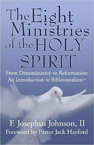 The Eight Ministries of the Holy Spirit: From Denomination to Reformation an Int