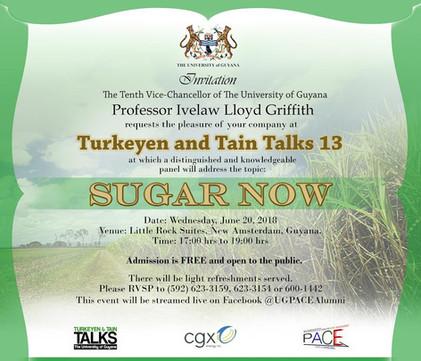 Turkeyen and Tain Talks 13