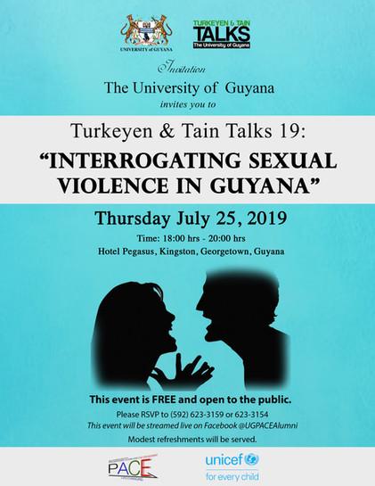 Turkeyen and Tain Talks 19