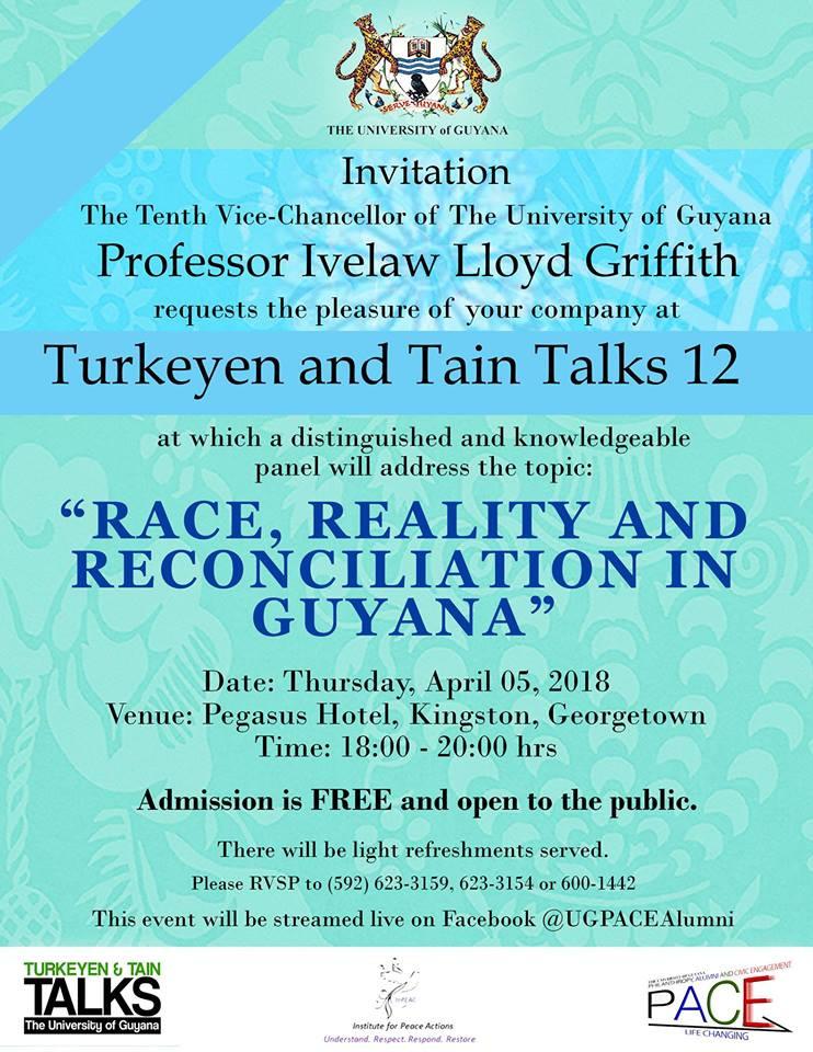 Turkeyen and Tain Talks 12
