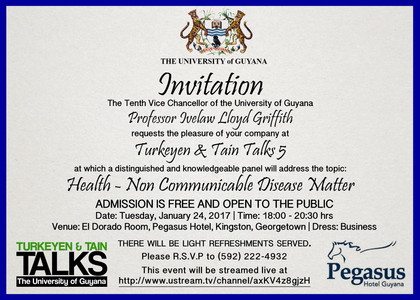 Health: Non-Communicable Diseases Matter