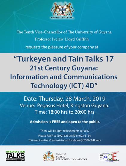 Turkeyen and Tain Talks 17