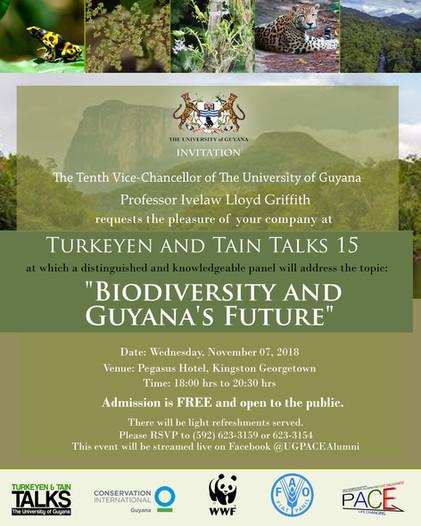 Turkeyen and Tain Talks 15
