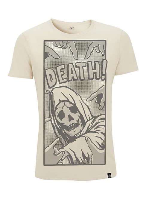 DEATH ! - unisex slim cut shirt