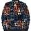 Thumbnail: SUNSET STRIP - bespoke unisex bomber jacket