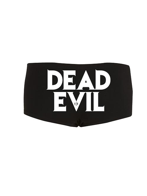 DEAD EVIL - ladies hotpants