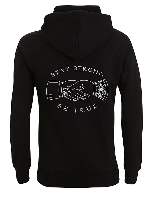 STAY STRONG - unisex pullover hood