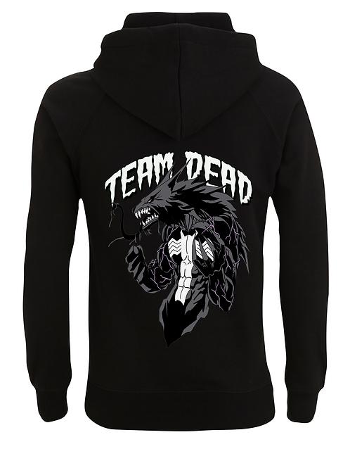 TEAM DEAD - unisex pullover hood