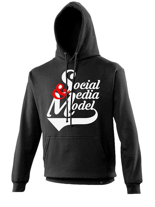 S&M - unisex pullover hood
