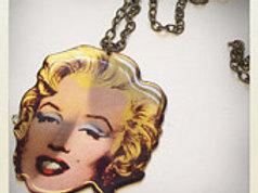 Vintage Pin-Up Marilyn Monroe
